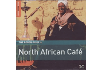 VARIOUS - The Rough Guide To North African Cafe - (CD)