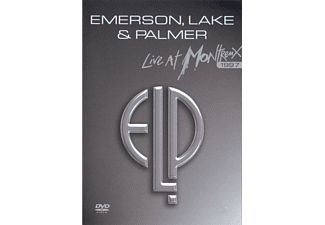 Emerson, Lake and Palmer - Live At Montreux 1997 (DVD)