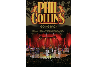 Phil Collins - Going Back - Live (DVD)