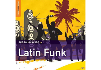 VARIOUS - LATIN FUNK. THE ROUGH GUIDE - (CD)