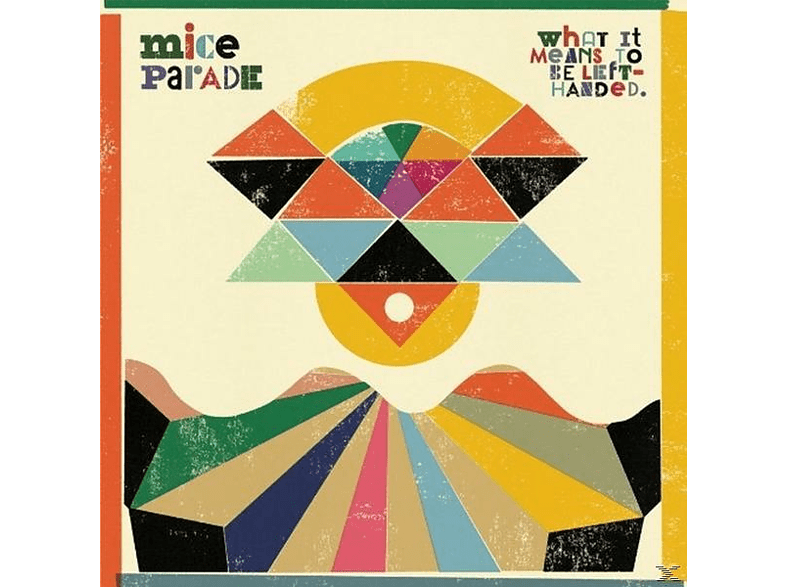 Mice Parade - What It Means To Be Left-Handed [Vinyl]
