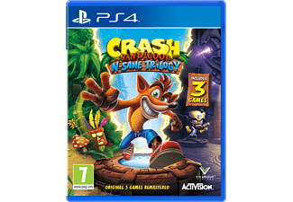 Crash Bandicoot N. Sane Trilogy UK PS4