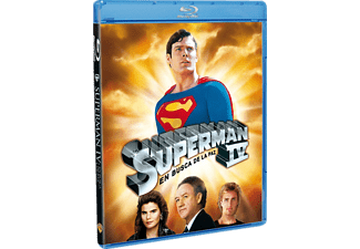 Superman IV - Blu-ray