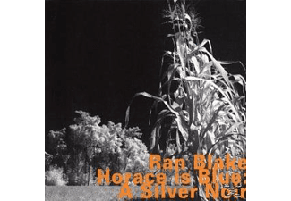 Ran Blake - Horace Is Blue : A Silver Noir - (CD)