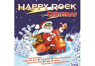 VARIOUS - Happy Rock - (CD)