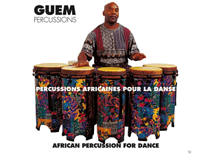 Guem - African Percussion For Dance - (CD)