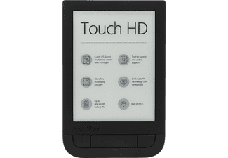 POCKETBOOK Touch HD e-book olvasó