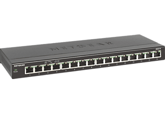 NETGEAR Switch SOHO GS300 Desktop Gigabit 16-Ports (GS316-100PES)