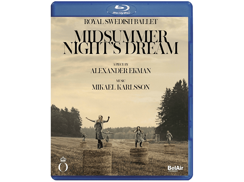 Midsummer Night's Dream [DVD]