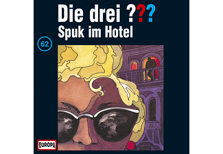SONY MUSIC ENTERTAINMENT (GER) Die drei ??? 62: Spuk im Hotel