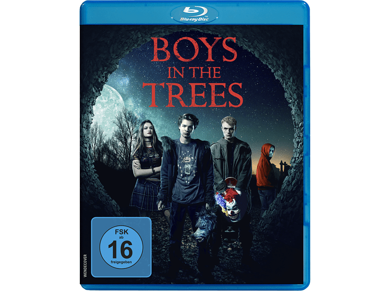 Boys in the trees [Blu-ray]