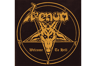 Venom - Welcome To Hell - (CD)