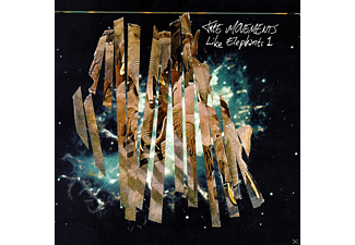 The Movements - Like Elephants 1 - (CD)