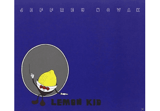 Jeffrey Novak - Lemon Kid - (CD)