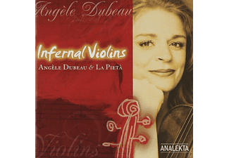 Angele & La Pieta Dubeau - Infernal Violins - (CD)