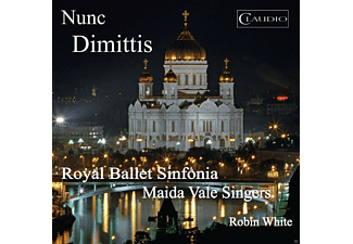 Royal Ballet Sinfonia - Nunc Dimittis - (CD)