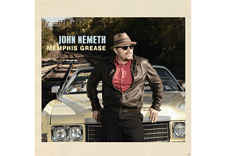 John Nemeth - Memphis Grease - (CD)