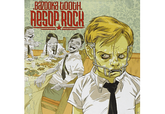 Aesop Rock - Bazooka Tooth - (CD)