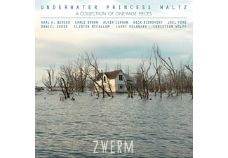 Zwerm - Underwater Princess Waltz - (CD)