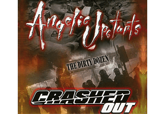 Angelic Upstart, Crashed Out Split - The Dirty Dozen - (CD)