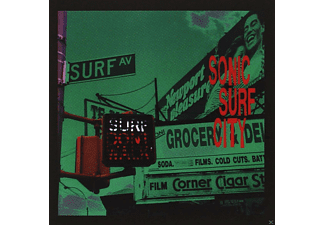Sonic Surf City - Surf Dont Walk - (CD)
