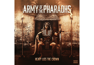 Army Of The Pharaohs - Heavy Lies The Crown (2LP) - (Vinyl)