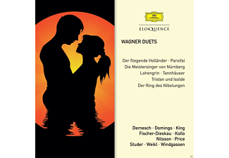 VARIOUS - Wagner Duets - (CD)