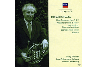 Royal Philharmonic Orchestra, Tuckwell Barry - Horn Music - (CD)