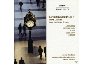 Isador Goodman, Melbourne Symphony Orchestra, Patrick Thomas - Dangerous Moonlight - (CD)