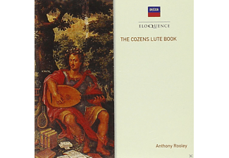 Anthony Rooley - The Cozens Lute Book - (CD)