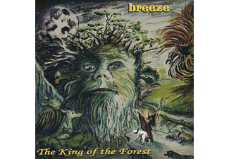 Breeze - The King of the Forest - (CD)