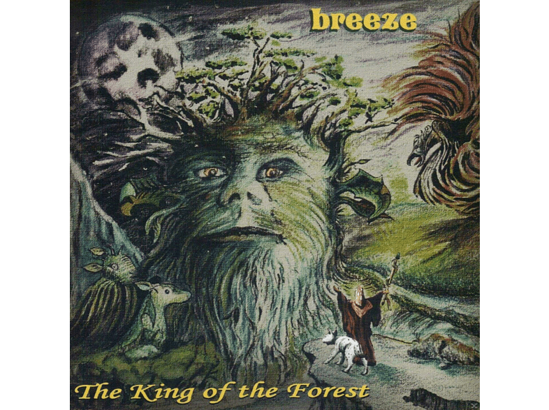 Breeze - The King of the Forest [CD]
