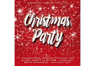 The Santa Claus Party Band - Christmas Party - (CD)