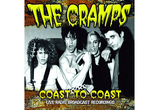 The Cramps - Coast To Coast (Live) - (CD)