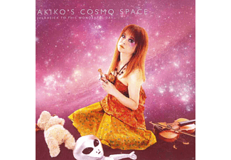 Akiko's Cosmo Space - Julähsica To This Wonderful Day - (CD)
