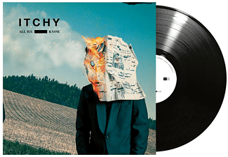Itchy - All We Know (Vinyl LP + CD)