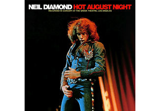 Neil Diamond - Hot August Night (Vinyl LP (nagylemez))