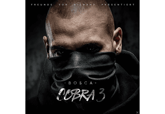 Bosca - Cobra 3 (Ltd.Boxset) - (CD)