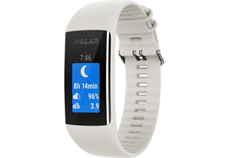 POLAR A370 - Fitness- & Activity Tracker (Weiß)