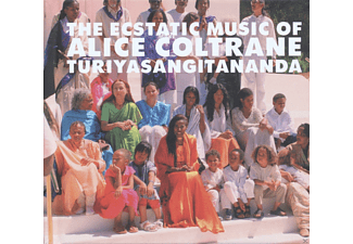 Alice Coltrane - The Ecstatic Music Of Alice Coltrane Turiyasangita - (LP + Download)