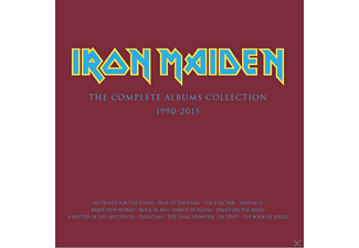 Iron Maiden - 2017 Collectors Box - (Vinyl)