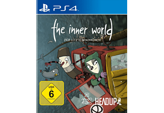 The Inner World: Der letzte Windmönch - PlayStation 4
