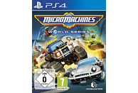 Micro Machines World Series  [PlayStation 4]