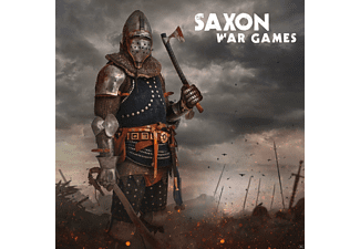 Saxon - War Games - (Vinyl)