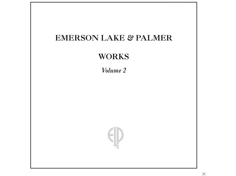 Emerson, Lake & Palmer - Works Vol.2 - 2017 Remaster (Deluxe Edition) [CD]