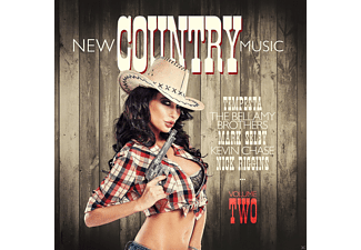 VARIOUS - New Country Music Vol.2 - (CD)