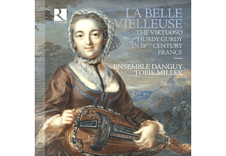 Monika Mauch, Ensemble Danguy - La Belle Vielleuse - (CD)