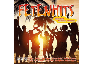 VARIOUS - Fetenhits-The Real Summer Classics (Best Of) - (CD)