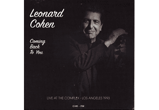 Leonard Cohen - Coming Back To You - Live At The Complex Los Angeles 1993 - (CD)