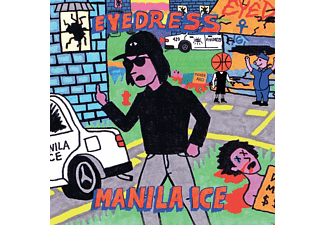 Eyedress - MANILA ICE - (CD)